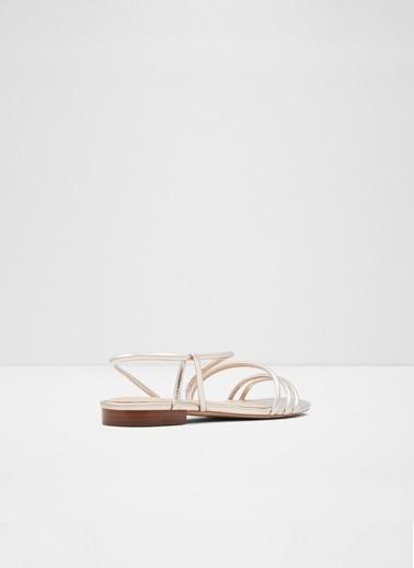 Aldo Grymaw - Gümüş Kadin Sandalet Gümüş